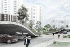 Победители конкурса проектов благоустройства дворового пространства жилого комплекса «Самоцветы Востока» в Ижевске