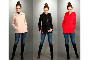 Коллекция пальто и курток «Весна 2013» швейного предприятия «д'Арби»
