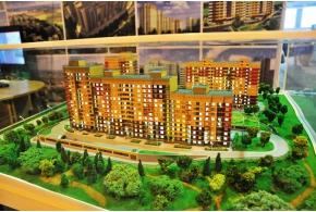 Открывается международная строительная выставка «Город XXI века»