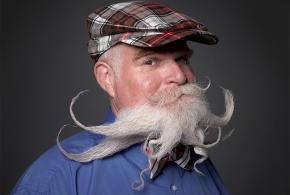 4 фестиваль борода и усы