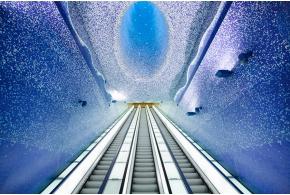 Определены наиболее впечатляющие станции метро в Европе