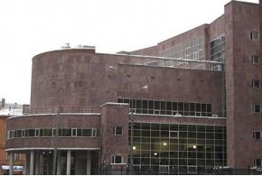 Архив СА: Ле Корбюзье. План сооружения строений Центросоюза в Москве. 1928