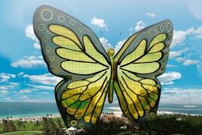 Идентизм: концептуальные проекты Butterfly Monarch Hotel и ВЕЛИКАН