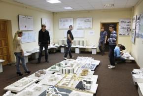 Выставка студенческих проектов в ИжГТУ