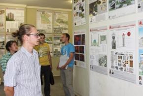 В ижевском Доме архитектора открылась выставка «Архитектура и дизайн»