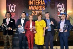 Победители всероссийского конкурса интерьерного дизайна INTERIA AWARDS 2017