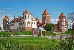 Архитектура Белоруссии XIV—XVI вв.