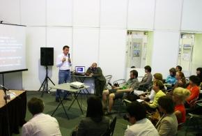 """Мастер-класс «Бренд города: ключевые понятия, участники, технологии """"выращивания""""»"""