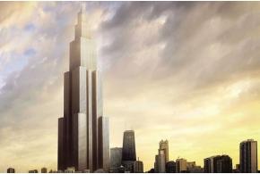 Небоскрёб Sky City не будет построен в заявленные сроки
