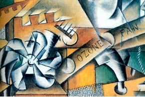 Архив СА: Кубизм, как живописный метод. 1928