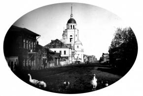 200 лет Петропавловской церкви в Сарапуле