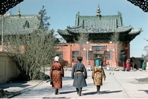 Архитектура Монголии до середины XX века