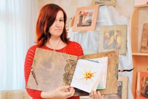 Авторская выставка Наталии Эпп