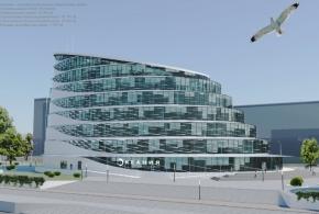 Проект «Океания» стал призёром всероссийского конкурса «Архитектурный образ России»