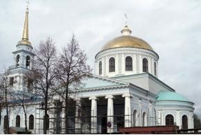 Собор Благовещения Пресвятой Богородицы, город Воткинск, Удмуртская Республика