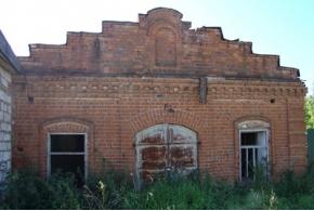 Амбар, село Чеганда, Каракулинский район Удмуртской Республики