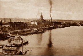 Главный корпус Ижевского оружейного завода, Ижевск, Удмуртская Республика