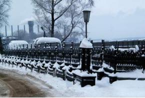Заводская плотина, Ижевск, Удмуртская Республика