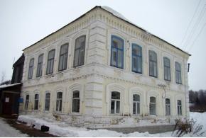 Дом купца Трегубова (Троегубова), село Каракулино, Каракулинский район Удмуртской Республики