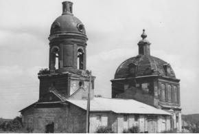 Михайло-Архангельская церковь, с. Кигбаево, Сарапульский район УР