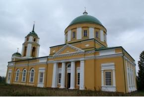 Церковь Преображения, село Мазунино, Сарапульский район Удмуртской Республики