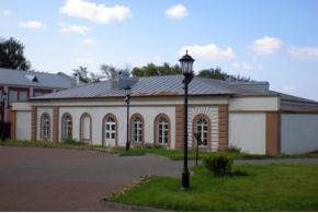 Здание денежной кладовой / гаупвахты, Ижевск, Удмуртская Республика