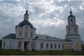 Троицкая церковь, село Мостовое, Сарапульский район Удмуртской Республики