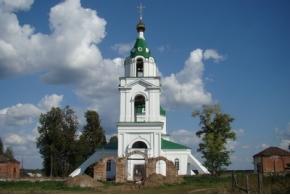Церковь Богоявления, село Нечкино, Сарапульский район Удмуртской Республики