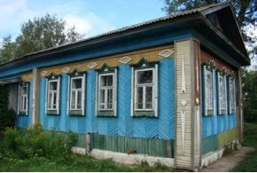 Жилой дом, деревня Пинязь, Каракулинский район Удмуртской Республики