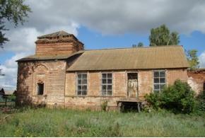 Покровская церковь. Село Арзамасцево, Каракулинский район Удмуртской Республики