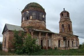 Покровская церковь, село Выезд, Сарапульский район УР