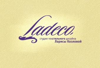 Логотип компании Ладеко