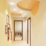 Квартира в современном минималистическом стиле. Коридор.