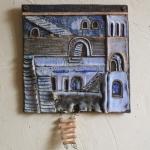 Восточная архитектура. Шамот, фаянс, глина, смальта.