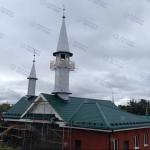 Мечеть «ҖӘYДӘТ МӘЧЕТЕ», с. Крынды, Татарстан. Устройство кровли