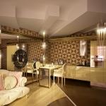 Дизайн квартиры-студии. Москва