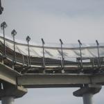 Московская область. Международный санно-бобслейный комплекс «Парамоново». Комплексное освещение