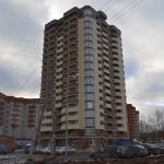Жилой дом «Капучино» на ул. Красногеройской в Ижевске. Золотая медаль на выставке «ГОРОД XXI века» 2013 года
