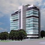 Офисное здание в Ижевске по ул. Пушкинская