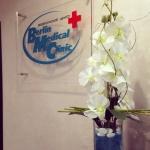 Медицинский центр, Ижевск. Декоративное покрытие Seta (Decorazza). Эффект шёлка