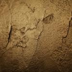 Ночной клуб «Сальвадор», Ижевск. Фактурное покрытие Рельеф Абстракт («Мраморикс»), бронзовая патина