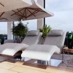 Планирование развития туристической территории и сети отелей на о. Сардиния. Sassari
