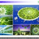 Архитектурная студия «ДГ ПРОЕКТ». Предпроектное предложение. Гостиничный комплекс на искусственных островах. Дубай, ОАЭ