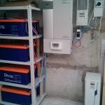 ИБП на базе солнечной электростанции