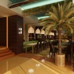 Интерьер кафе «Терраса»