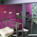 Салон красоты «Ирис», лестничный холл. Ижевск