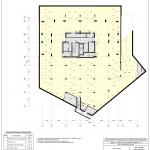 Архитектурное бюро MADE GROUP. Жилой комплекс «Аллея звезд» на бульваре Гагарина, 8 в Смоленске. План подвала