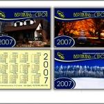 Разработка фирстиля. Карманные календари.