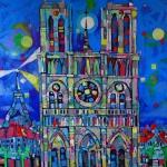 Париж трёх Лун