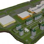 Проект планировки территории по ул. Камбарской в Ижевске